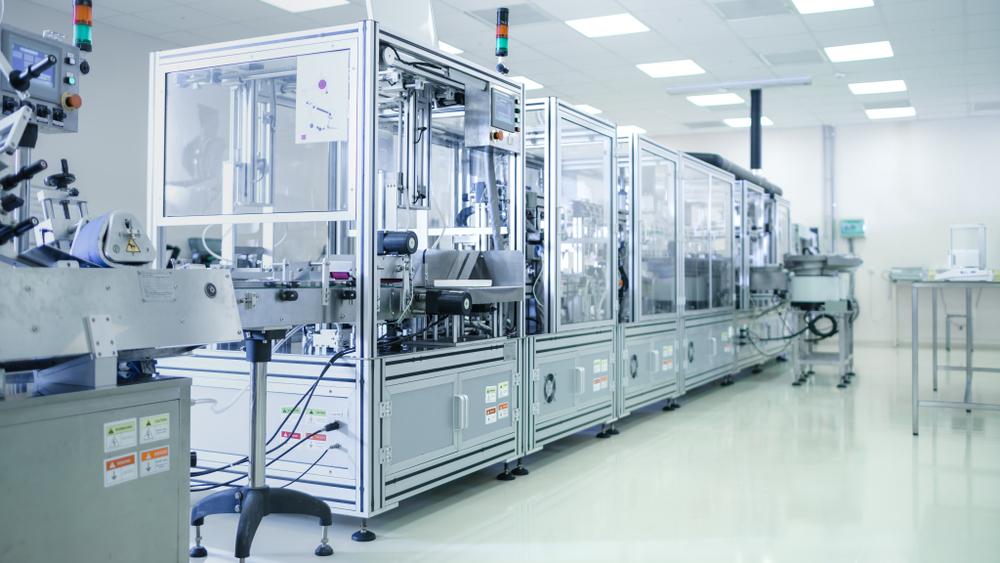 Angio Drape Folding Machine